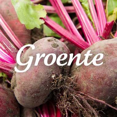 Goeie Kost groente producten